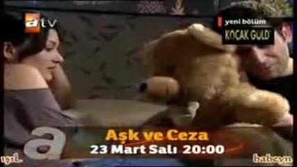 Ask Ve Ceza 12.bolum Fragmani 23 Mart 2010 - Любов и Наказание 12 еп