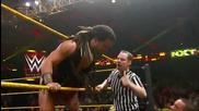 Xavier Woods confronts Cj Parker: Wwe Nxt, July 10, 2014