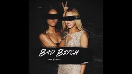 Rihanna ft. Beyoncé - Bad bitch