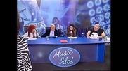 Music Idol 2 - Манекенката Румяна Андреева - Смислена Песен