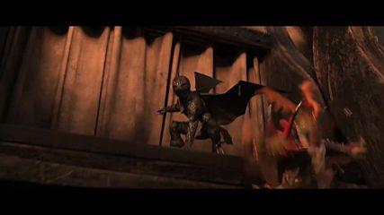 """Как да си дресираш дракон: Тайнственият свят - ТВ спот """"История"""""""