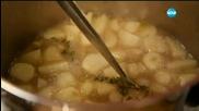 Супа от гулия и миди - Бон апети (18.04.2016)