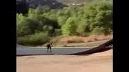 Най-Откачения Скейтър на Света (ЛУД)
