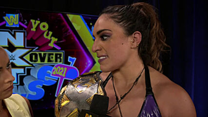 Line up the challengers for Raquel Gonzalez: WWE Network Exclusive, July 13, 2021