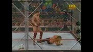 Chris Jericho Vs William Regal (Steel Cage Match)
