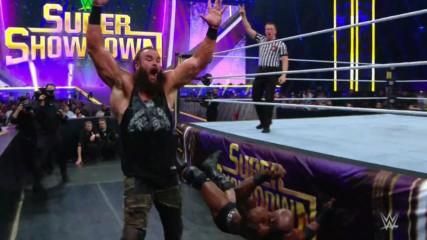 WWE Super ShowDown - Espanol