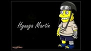 Naruto В Семейство Симпсън! xd