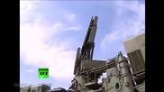Крайсера Москва приближи бреговете на Сирия