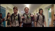 Scouts Guide to the Zombie Apocalypse *2015* Trailer