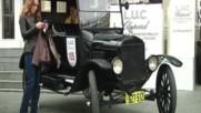 Автомобилно шоу за винтидж коли се проведе в Москва
