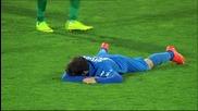 Антонио Аниете след класирането на Левски за финала