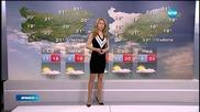 Прогноза за времето (28.04.2015 - централна)