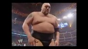 Big Show vs Akebono [sumo Match]