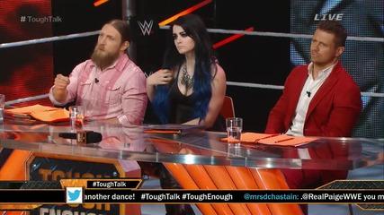 Wwe Tough Talk 2015 - Сезон 1 Епизод 7