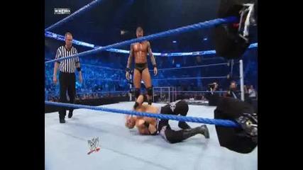 Randy Orton vs Christian for World Heavy Weight championship