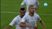 Алжир се класира напред след равенство 1:1 с Русия
