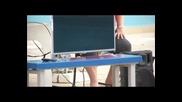 Тежки занимания за най-добрите в синхронното плуване