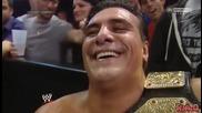 Дел Рио срещу Р В Д в Хардкор Рулз Мач за титлата в тежка категория - Бойно Поле 2013