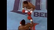 Mike Tyson Power punch