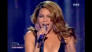 Beyonce - if i were a boy Live at Star Academy 12 - 12 - 08 (high Quality)
