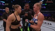 Ufc 193 - Ronda Rousey vs. Holly Holm