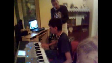 Aleks i Galip 2011 - Ru4enica