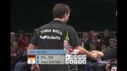German Open Timo Boll-chuang Chih Yuan
