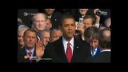 Mr. Barack Obama 44 Президент Се Закле Пред Сaщ