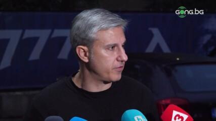 Павел Колев: Левски е на финална права за генерален спонсор