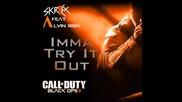*2013* Skrillex ft. Alvin Risk - Try it out ( Neon mix )
