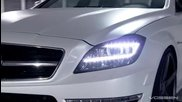 Кратък филм на Vossen Wheels за Mercedes Benz Cls63 Amg