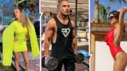 Ах, тези ММА бойци: Известните българки с връзка сега или в миналото със спортисти