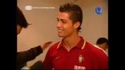 * Cristiano Ronaldo - Shape Of My Heart *