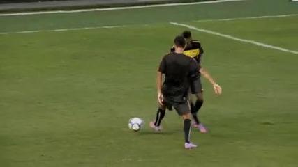 Nike Football - Представия господарите на скороста Robinho, Neymar & Ganso
