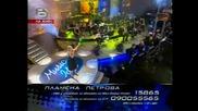 Пламена направи блестящо завръщане - music idol - мюзикъл - 12.05.08 HQ