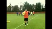 Chelsea - Упражняване На Мерника 1