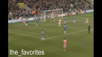 Blackpool 1 : 3 Chelsea