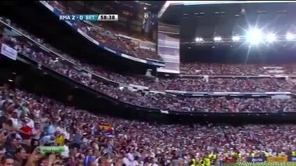 Фантастичен гол на Кака' Real Madrid 4 - 1 Betis