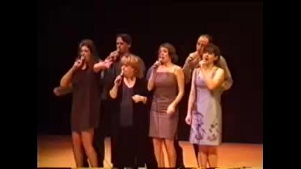 The Simpsons song - страхотно изпълнение - Специален поздрав за фе - но - ве - те !!!