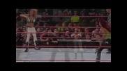 [ V N T M M ] The Greatest Match Of Wwe History ~ Unforgiven 2006 Trish Vs Lita - Blow Me Away [lak]