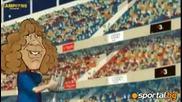 Купата на Краля в анимационен вариант