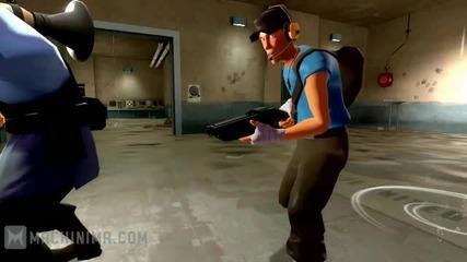 Unfriendly Fire - a Team Fortress 2 Tale (team Fortress 2 Machinima)
