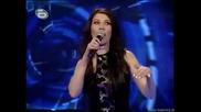Music Idol - Малък концерт жени - 10.03.08 - Гергана Димова Black Velvet - Супер изпълнение!!! (високо качество)