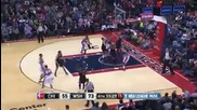 Вашингтон Уизърдс 86:73 Чикаго Булс (26-01-2013 г.)