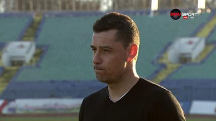 Томаш: Много съм разочарован, няма оправдания