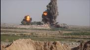 Ад От Небето 6 Броя Jdam Вдигат Щаб На Талибаните Във Въздуха