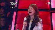 Yoo Da Eun - Met You By Chance [ The Voice of Korea ]
