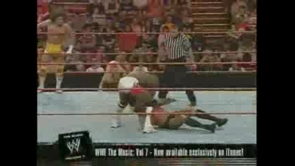 Carlito Ft Ric Flair Vs The Great Team