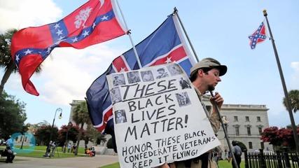 SC Senate Approves Confederate Flag Removal