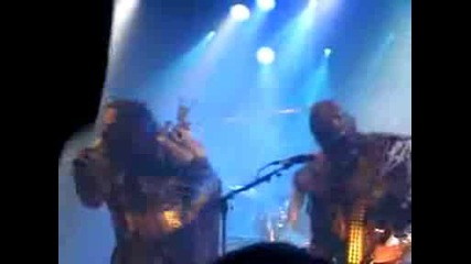 Lordi-Evilyn Live 31.10.2008